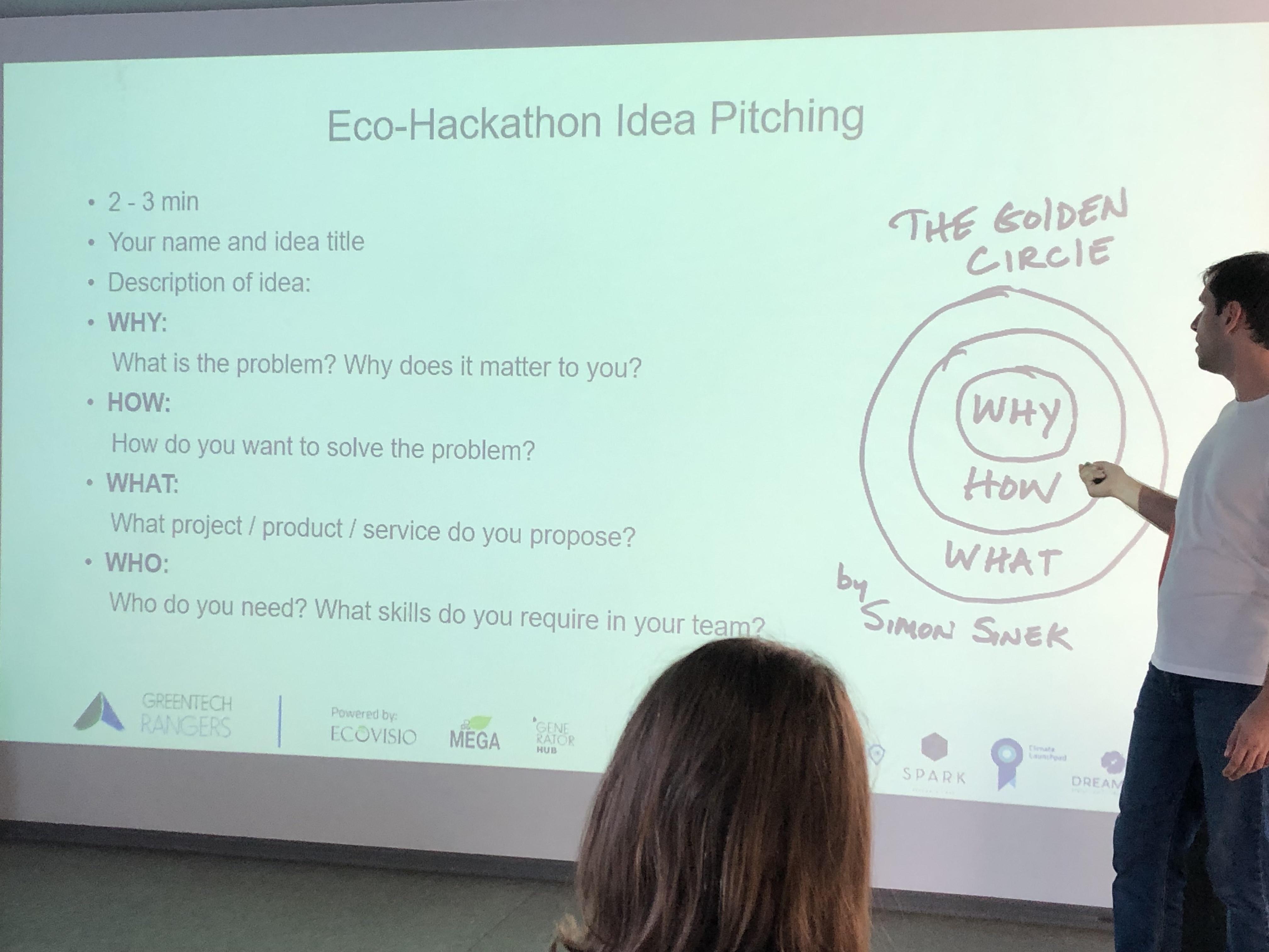 Eco Hackathon 2019 — празднуем победу!