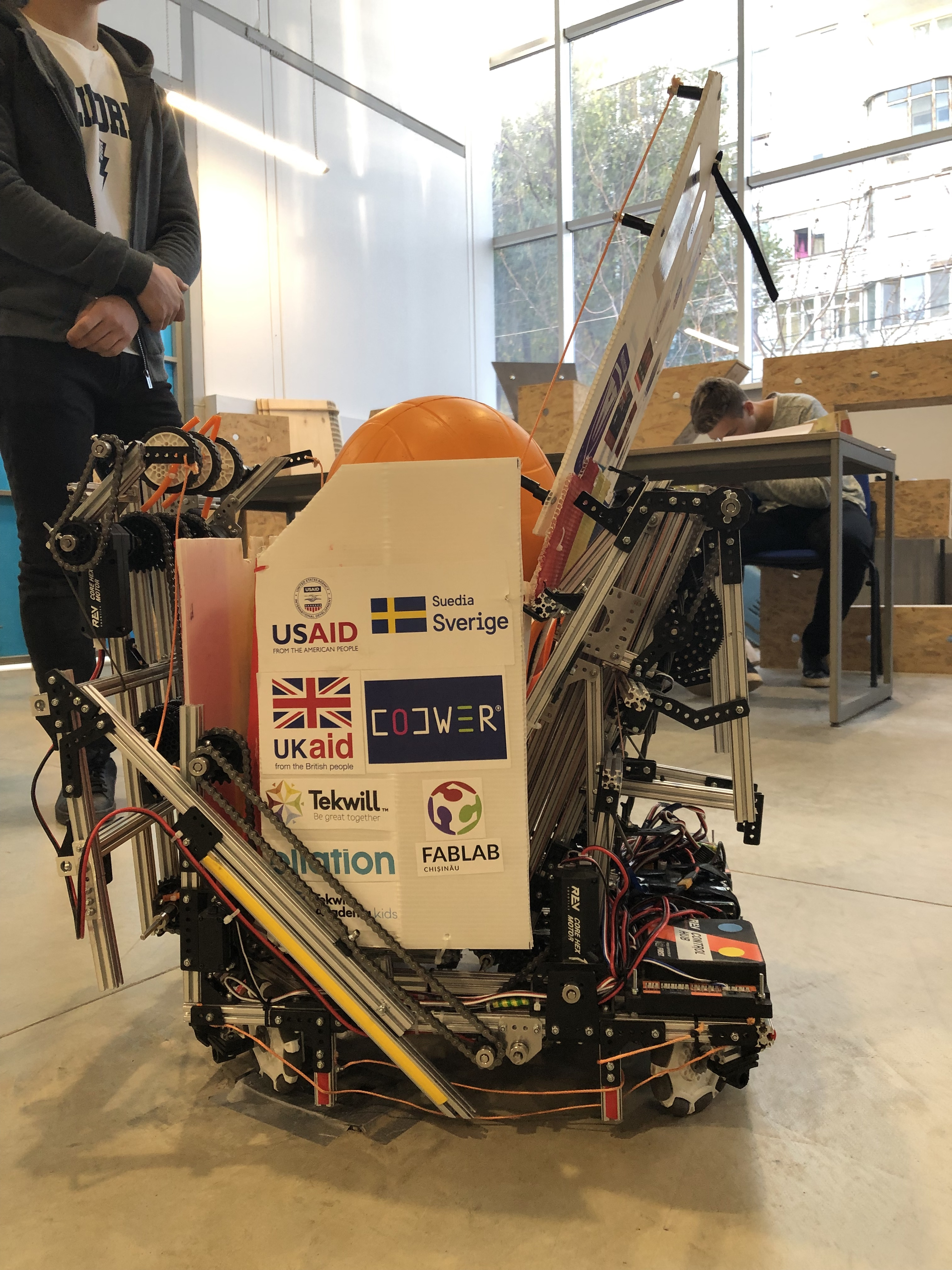 Moldavian Farm-Bot Project: Startul Colaborării cu National Robotics Team Moldova