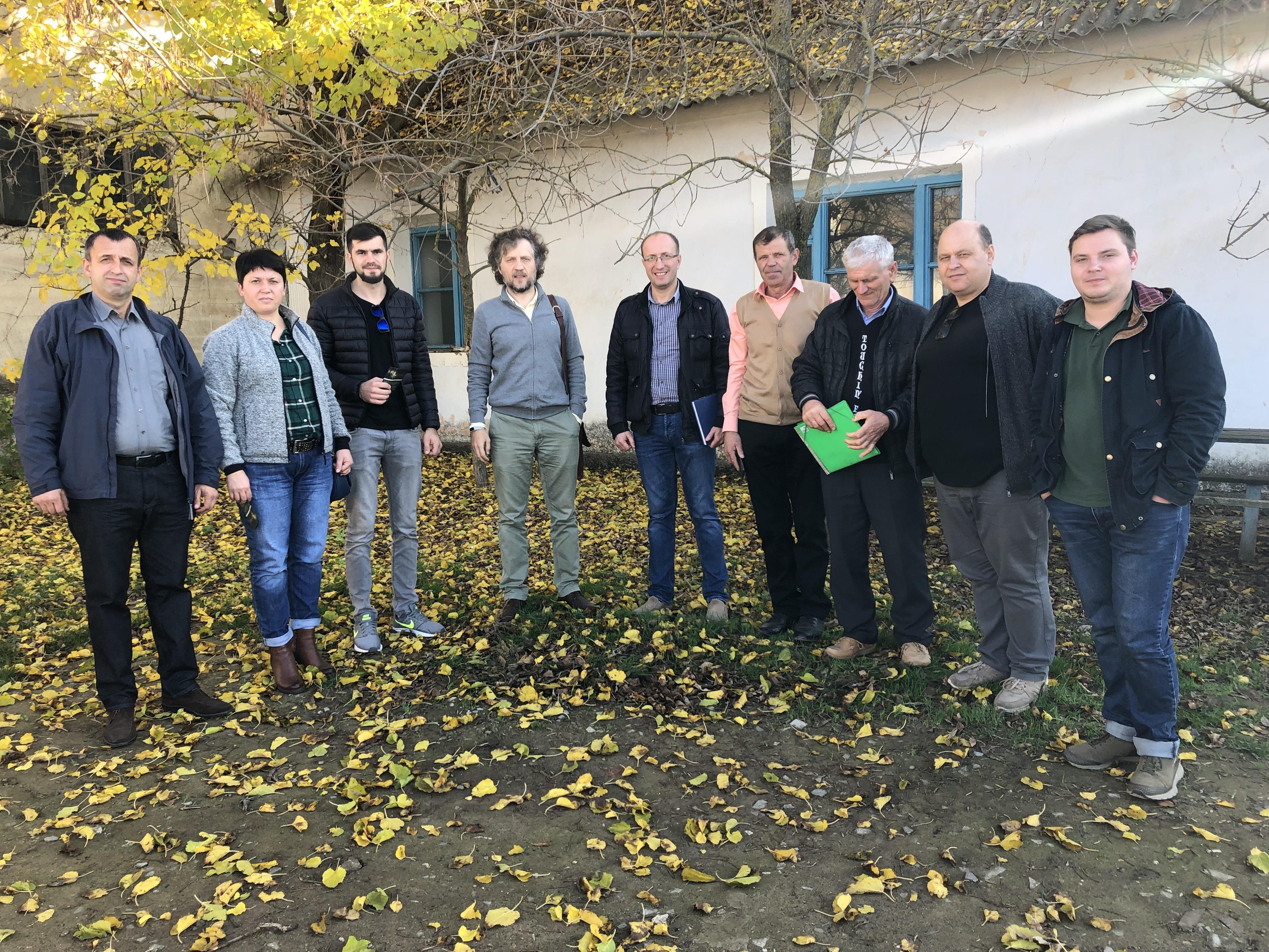 Поездка в Копчак - село с самым большим количеством восстановленного леса