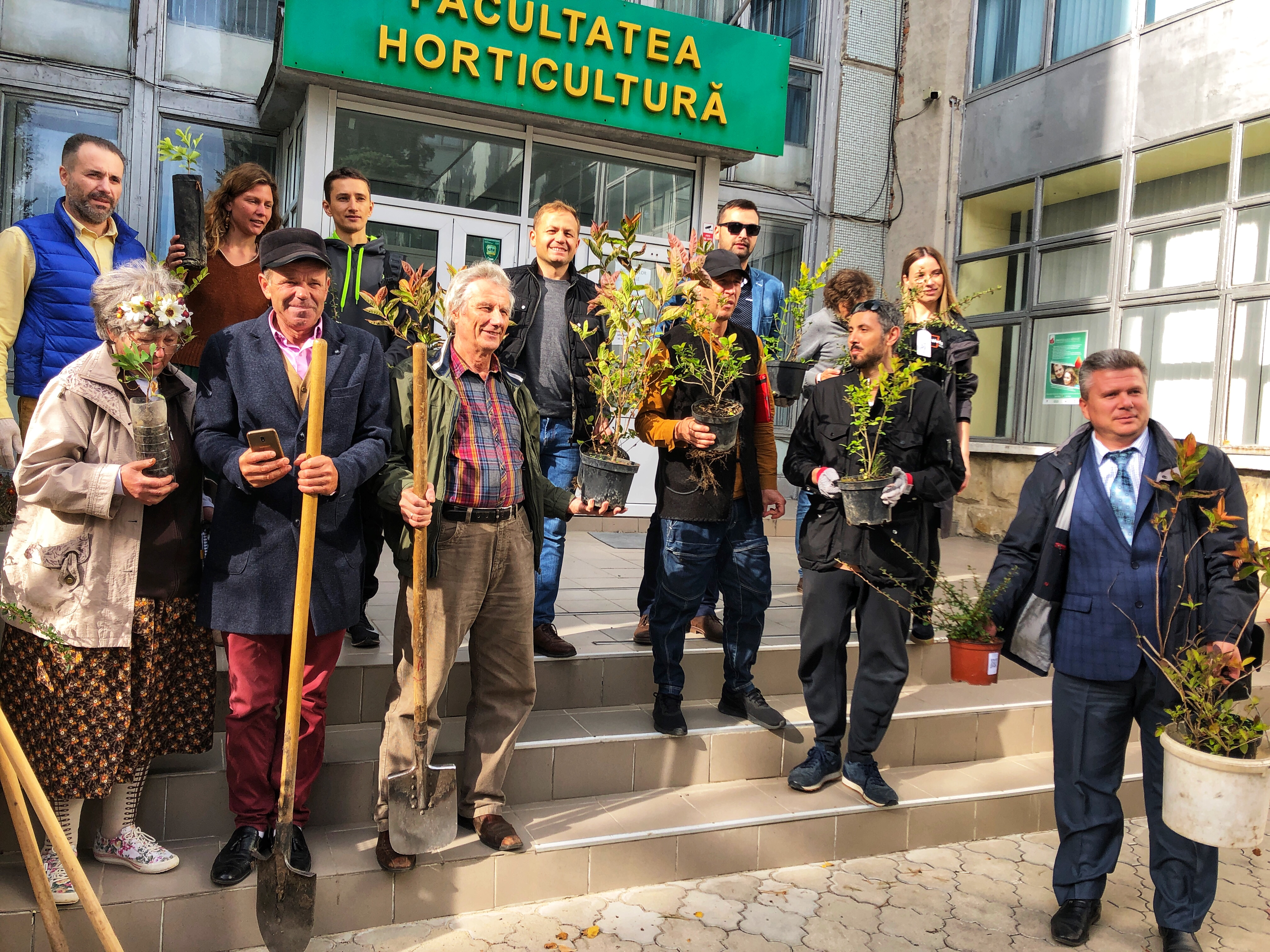 Overview of the first Conference of Local Forest Initiatives