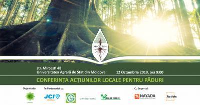 În Moldova se organizează o conferință ecologică indedită