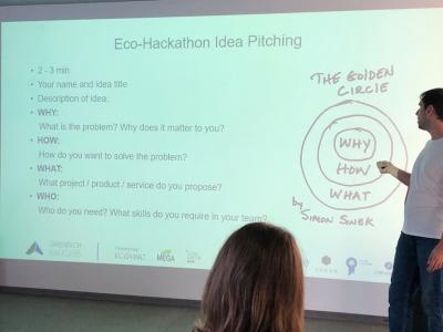 Eco Hakathom 2019 — celebrating victory