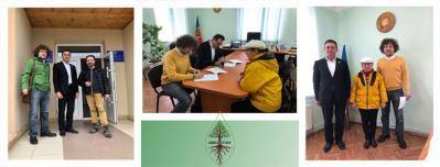 Новая экологическая программа в Ниспорень. Партнерство с мэрией Вэрзэрешть.