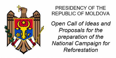 Open Call from the Working Group on Afforestation of Moldova