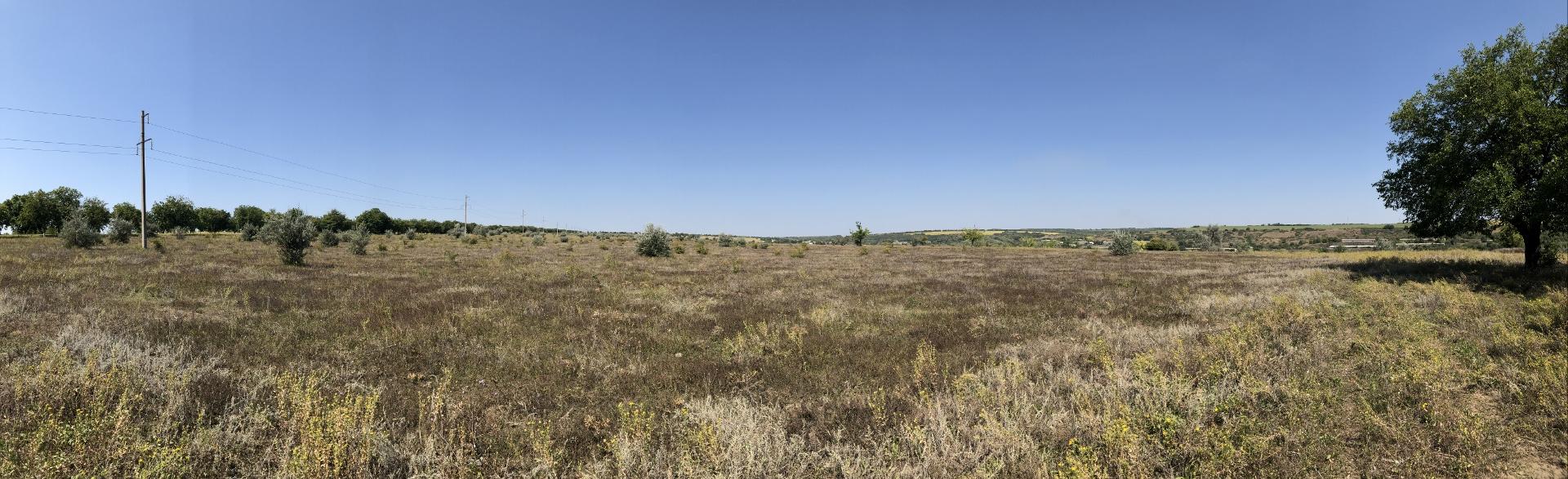 Moldova, teren neutilizat