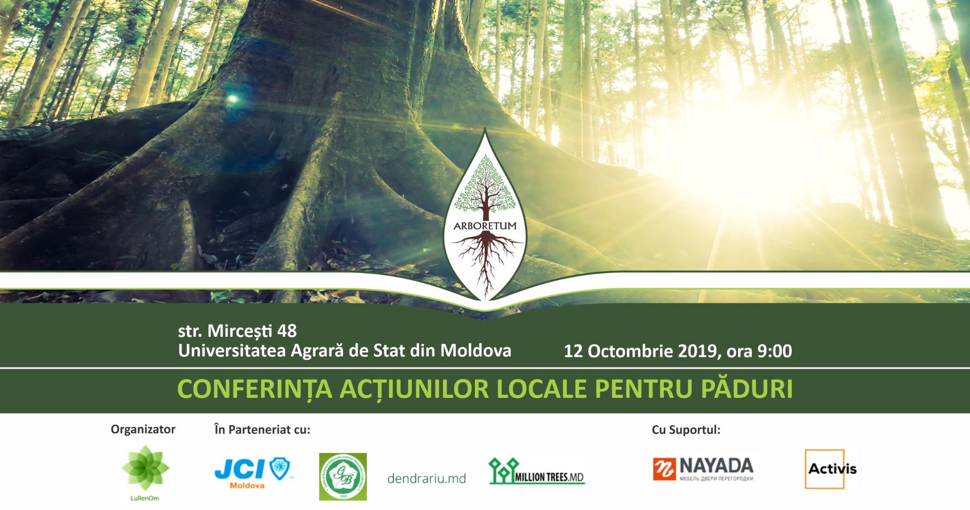 Conferința Inițiativelor Locale pentru Păduri