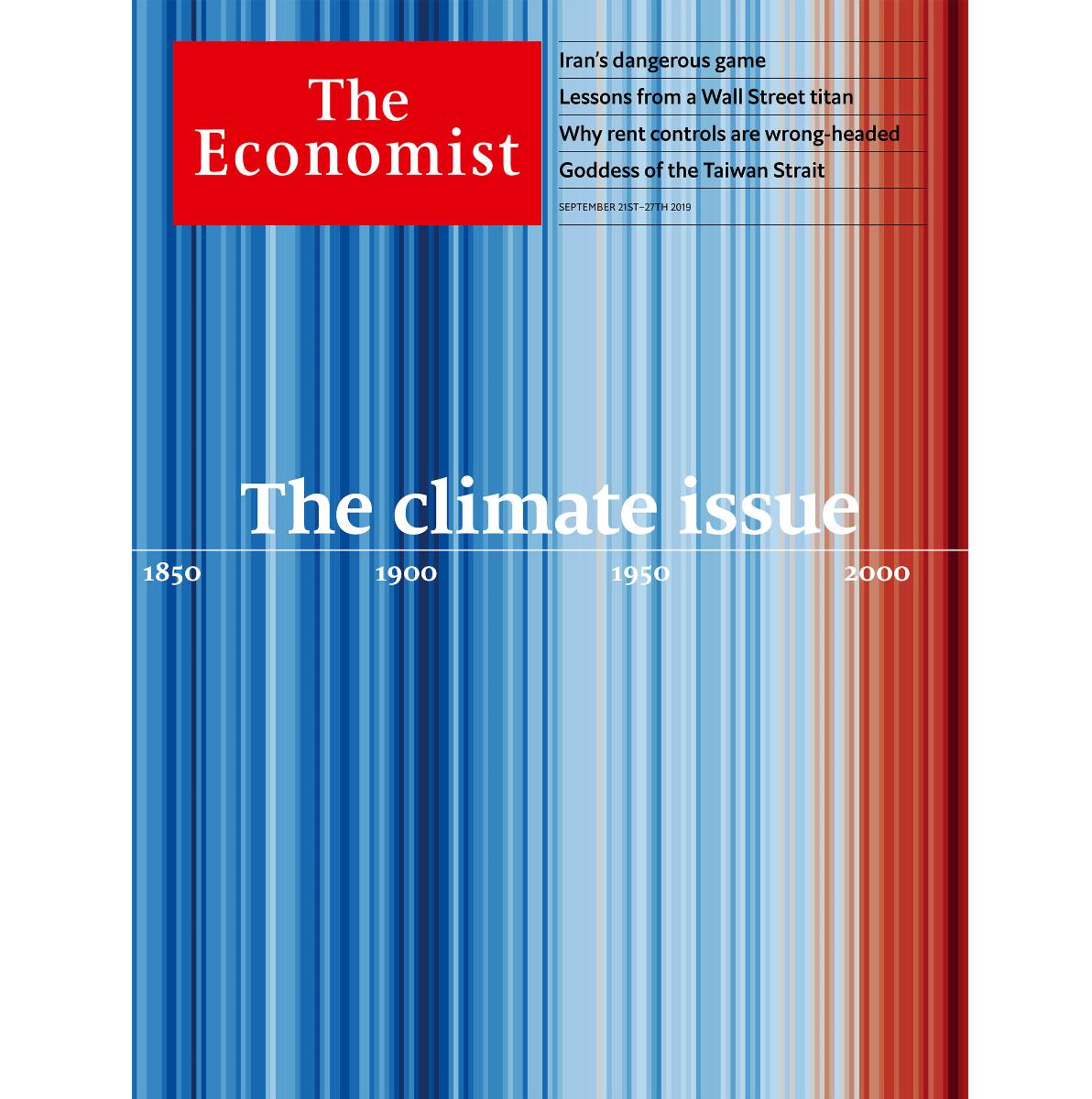 The Economist Climate Infografic